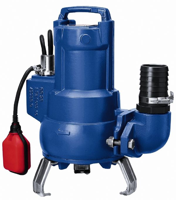 KSB Ama-Porter 501 SE Automatic Submersible Pump with Float